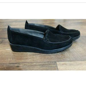 Stuart Weitzman Loafers Platform Slip On Shoes